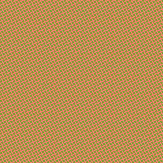27/117 degree angle diagonal checkered chequered lines, 3 pixel lines width, 7 pixel square size, Salmon and Sushi plaid checkered seamless tileable