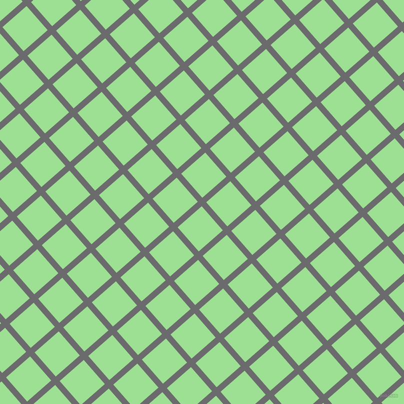 41/131 degree angle diagonal checkered chequered lines, 12 pixel line width, 64 pixel square size, Scarpa Flow and Granny Smith Apple plaid checkered seamless tileable