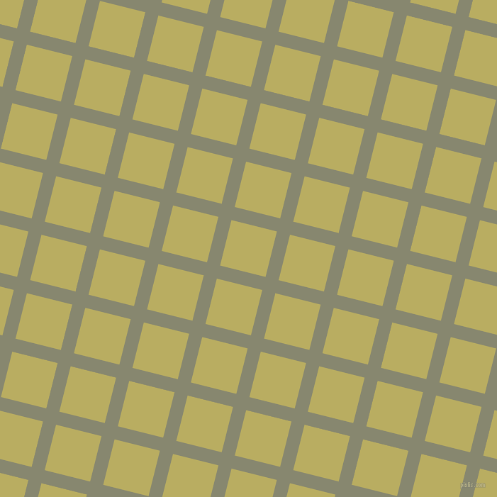 76/166 degree angle diagonal checkered chequered lines, 19 pixel line width, 66 pixel square size, Schist and Gimblet plaid checkered seamless tileable