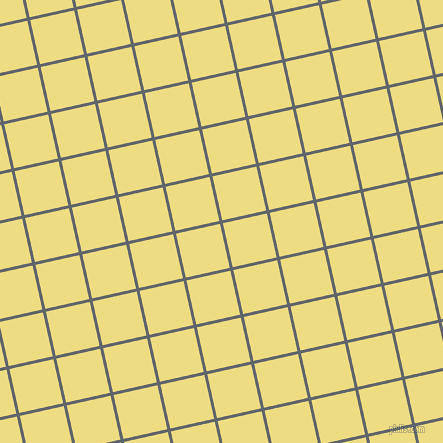 13/103 degree angle diagonal checkered chequered lines, 3 pixel lines width, 45 pixel square size, Shuttle Grey and Flax plaid checkered seamless tileable