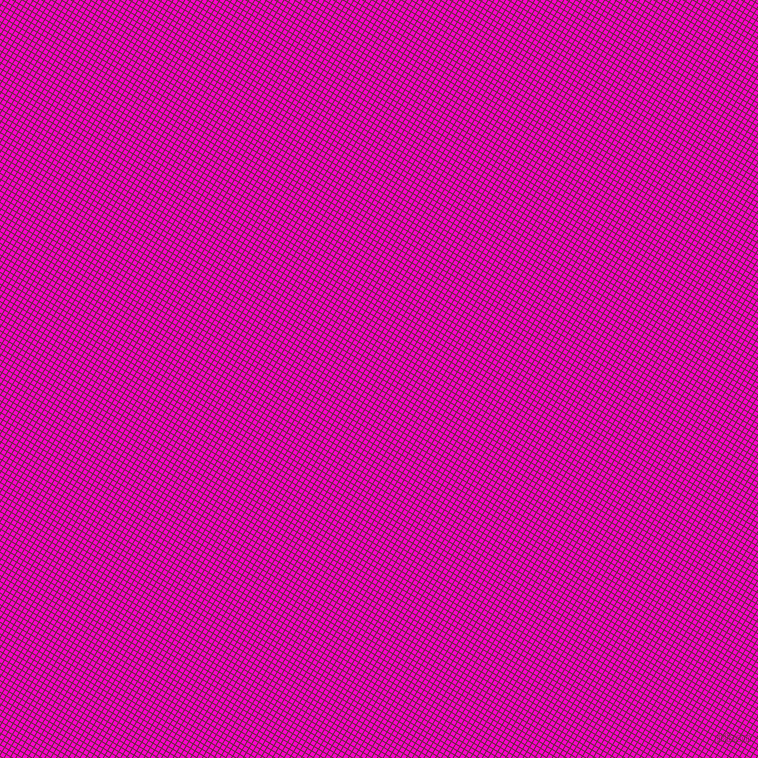 59/149 degree angle diagonal checkered chequered lines, 1 pixel lines width, 4 pixel square size, Siren and Hot Magenta plaid checkered seamless tileable