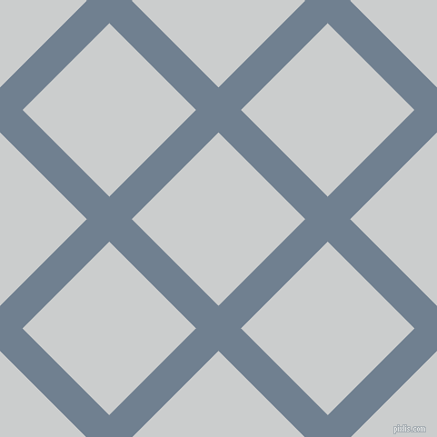 45/135 degree angle diagonal checkered chequered lines, 35 pixel lines width, 135 pixel square size, Slate Grey and Iron plaid checkered seamless tileable