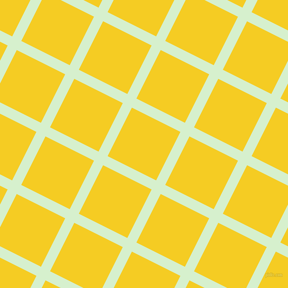 63/153 degree angle diagonal checkered chequered lines, 21 pixel line width, 112 pixel square size, Snowy Mint and Turbo plaid checkered seamless tileable