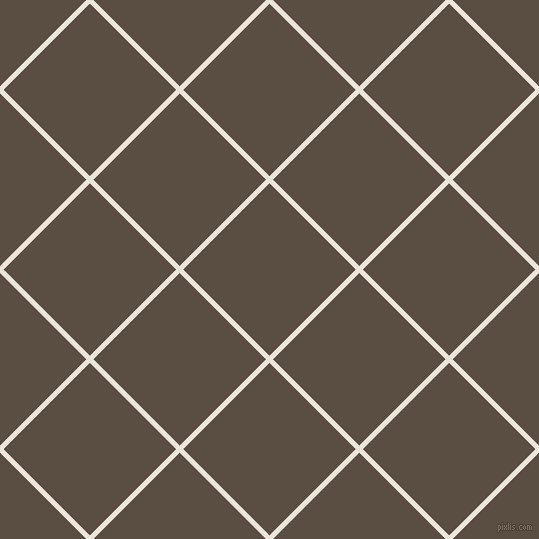 45/135 degree angle diagonal checkered chequered lines, 5 pixel line width, 122 pixel square size, Soapstone and Rock plaid checkered seamless tileable