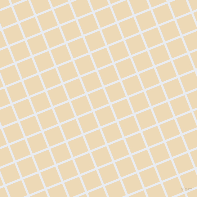 22/112 degree angle diagonal checkered chequered lines, 7 pixel lines width, 52 pixel square sizeSolitude and Champagne plaid checkered seamless tileable