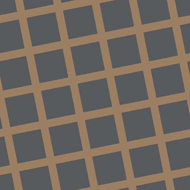 11/101 degree angle diagonal checkered chequered lines, 27 pixel line width, 101 pixel square sizeSorrell Brown and Bright Grey plaid checkered seamless tileable