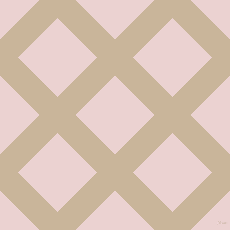 45/135 degree angle diagonal checkered chequered lines, 88 pixel lines width, 193 pixel square size, Sour Dough and Vanilla Ice plaid checkered seamless tileable