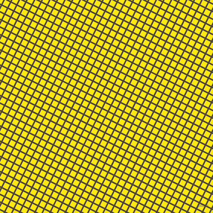 63/153 degree angle diagonal checkered chequered lines, 5 pixel line width, 18 pixel square size, Space Shuttle and Lemon plaid checkered seamless tileable