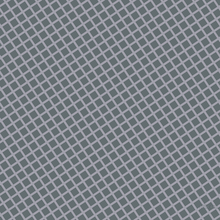 34/124 degree angle diagonal checkered chequered lines, 4 pixel line width, 13 pixel square size, Spun Pearl and Pale Sky plaid checkered seamless tileable