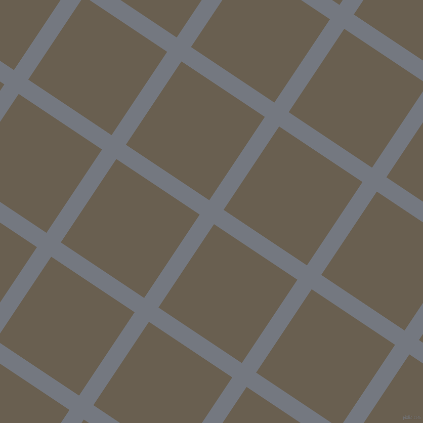 56/146 degree angle diagonal checkered chequered lines, 34 pixel line width, 198 pixel square size, Storm Grey and Makara plaid checkered seamless tileable