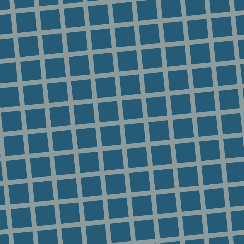6/96 degree angle diagonal checkered chequered lines, 16 pixel lines width, 65 pixel square size, Submarine and Orient plaid checkered seamless tileable
