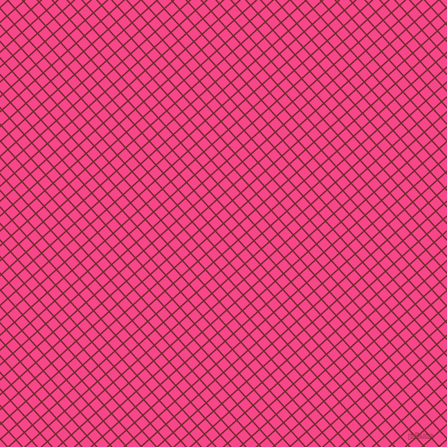 42/132 degree angle diagonal checkered chequered lines, 2 pixel line width, 14 pixel square size, Tamarillo and Violet Red plaid checkered seamless tileable