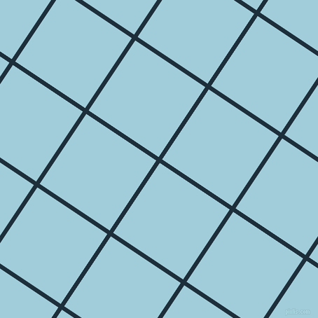 56/146 degree angle diagonal checkered chequered lines, 6 pixel lines width, 120 pixel square size, Tangaroa and Regent St Blue plaid checkered seamless tileable