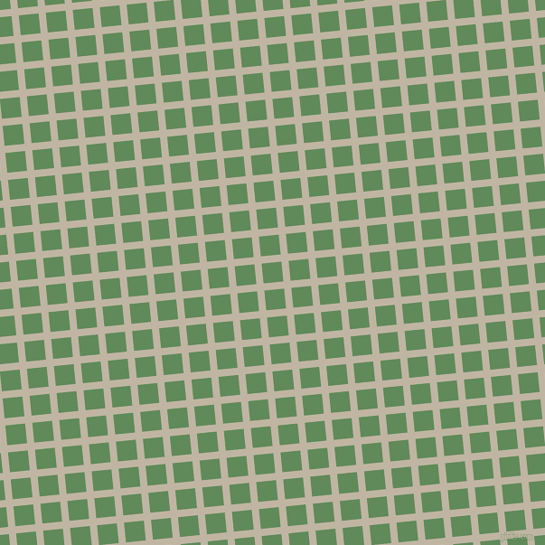 6/96 degree angle diagonal checkered chequered lines, 8 pixel line width, 22 pixel square size, Tea and Hippie Green plaid checkered seamless tileable
