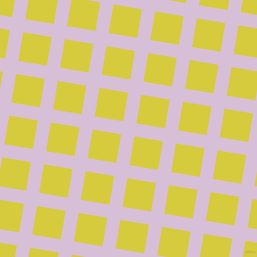 81/171 degree angle diagonal checkered chequered lines, 46 pixel lines width, 100 pixel square size, Thistle and Wattle plaid checkered seamless tileable