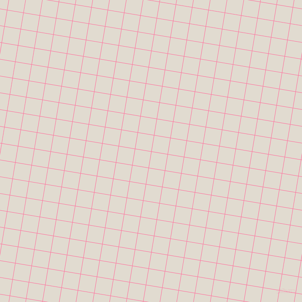 81/171 degree angle diagonal checkered chequered lines, 1 pixel line width, 32 pixel square size, Tickle Me Pink and Merino plaid checkered seamless tileable
