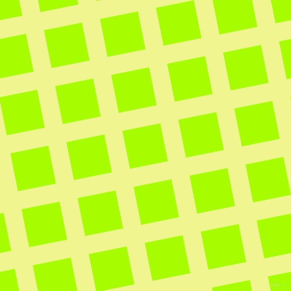 11/101 degree angle diagonal checkered chequered lines, 36 pixel line width, 76 pixel square size, Tidal and Spring Bud plaid checkered seamless tileable