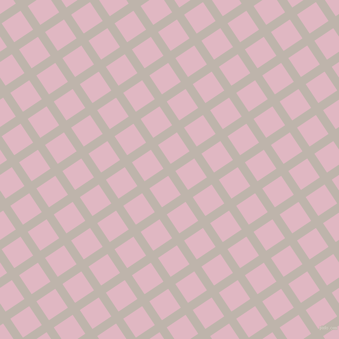 34/124 degree angle diagonal checkered chequered lines, 17 pixel lines width, 45 pixel square size, Tide and Melanie plaid checkered seamless tileable