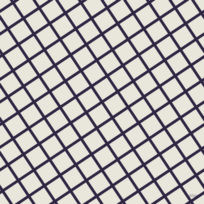 34/124 degree angle diagonal checkered chequered lines, 9 pixel line width, 52 pixel square size, Tolopea and Narvik plaid checkered seamless tileable
