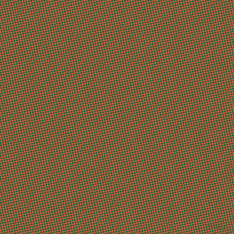 13/103 degree angle diagonal checkered chequered lines, 1 pixel line width, 4 pixel square size, Tomato and Parsley plaid checkered seamless tileable