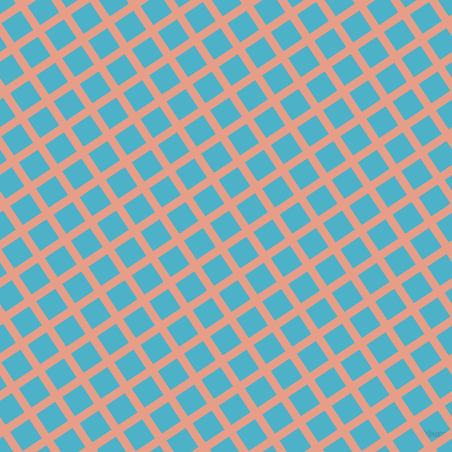 34/124 degree angle diagonal checkered chequered lines, 12 pixel line width, 33 pixel square size, Tonys Pink and Viking plaid checkered seamless tileable