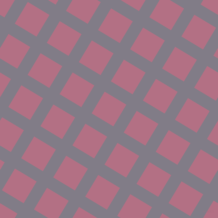 59/149 degree angle diagonal checkered chequered lines, 39 pixel line width, 82 pixel square size, Topaz and Tapestry plaid checkered seamless tileable