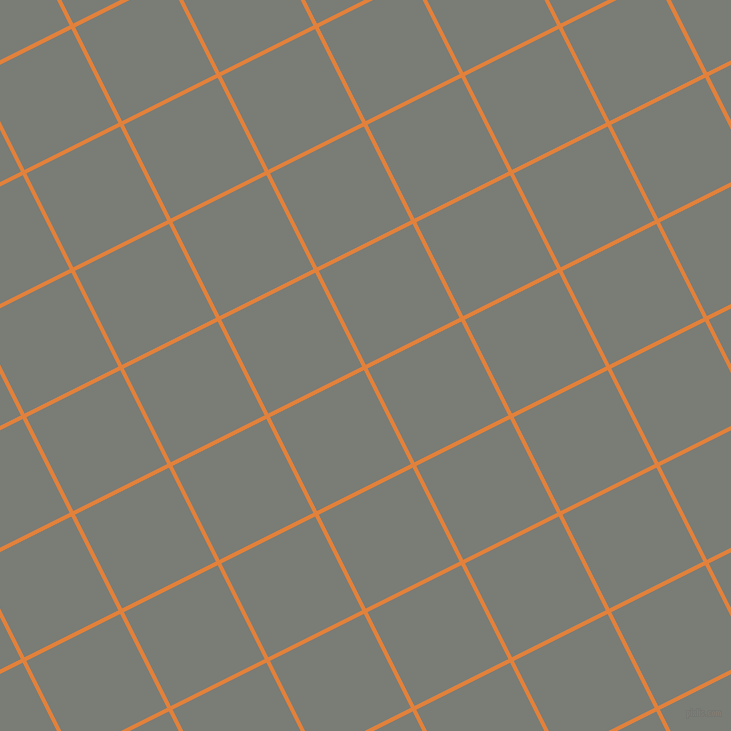 27/117 degree angle diagonal checkered chequered lines, 4 pixel line width, 105 pixel square size, Tree Poppy and Gunsmoke plaid checkered seamless tileable