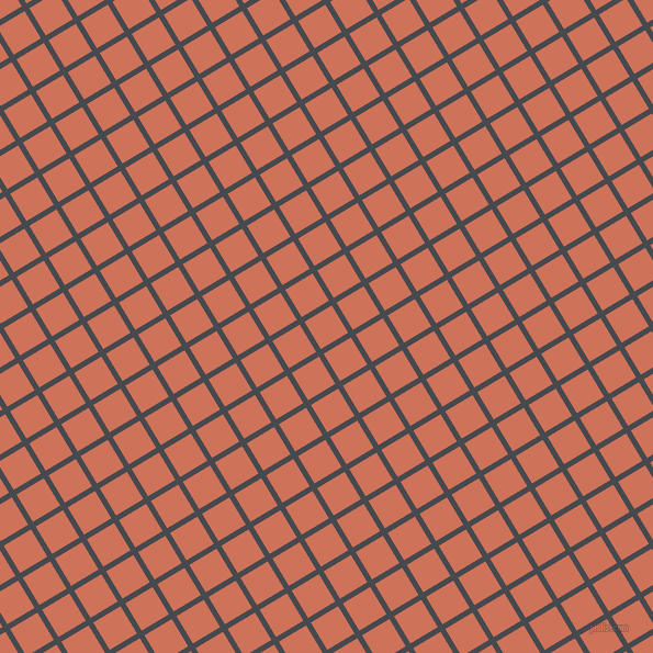 31/121 degree angle diagonal checkered chequered lines, 5 pixel line width, 29 pixel square size, Tuna and Japonica plaid checkered seamless tileable
