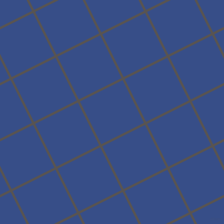 27/117 degree angle diagonal checkered chequered lines, 8 pixel line width, 163 pixel square size, Tundora and Tory Blue plaid checkered seamless tileable