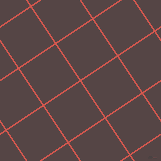 34/124 degree angle diagonal checkered chequered lines, 6 pixel lines width, 175 pixel square size, Valencia and Woody Brown plaid checkered seamless tileable