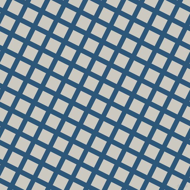 63/153 degree angle diagonal checkered chequered lines, 17 pixel line width, 42 pixel square size, Venice Blue and Quill Grey plaid checkered seamless tileable
