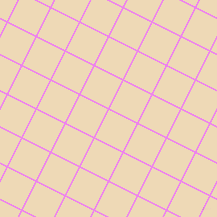 63/153 degree angle diagonal checkered chequered lines, 5 pixel line width, 100 pixel square size, Violet and Champagne plaid checkered seamless tileable