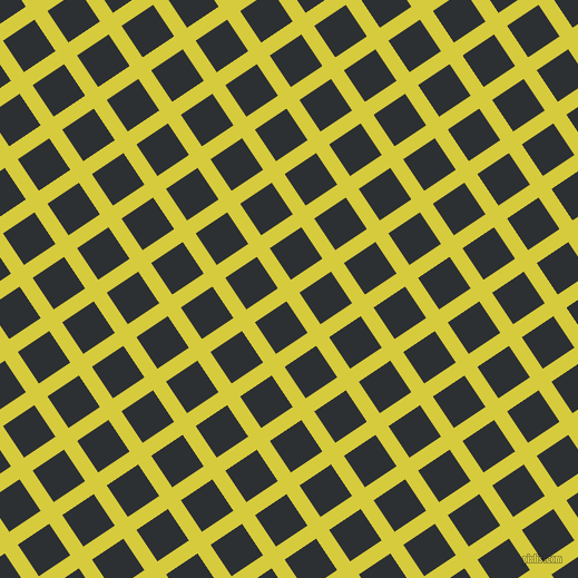 34/124 degree angle diagonal checkered chequered lines, 14 pixel line width, 34 pixel square size, Wattle and Cod Grey plaid checkered seamless tileable