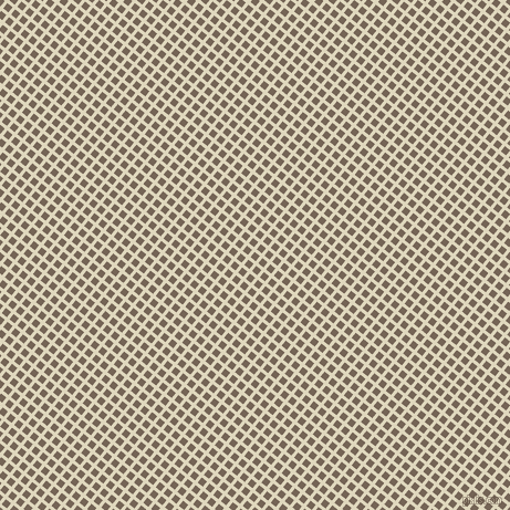 51/141 degree angle diagonal checkered chequered lines, 3 pixel line width, 6 pixel square size, Wheatfield and Pine Cone plaid checkered seamless tileable
