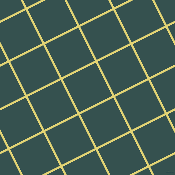 27/117 degree angle diagonal checkered chequered lines, 9 pixel lines width, 158 pixel square size, Wild Rice and Blue Dianne plaid checkered seamless tileable