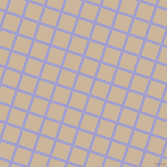 72/162 degree angle diagonal checkered chequered lines, 9 pixel lines width, 47 pixel square size, Wistful and Vanilla plaid checkered seamless tileable