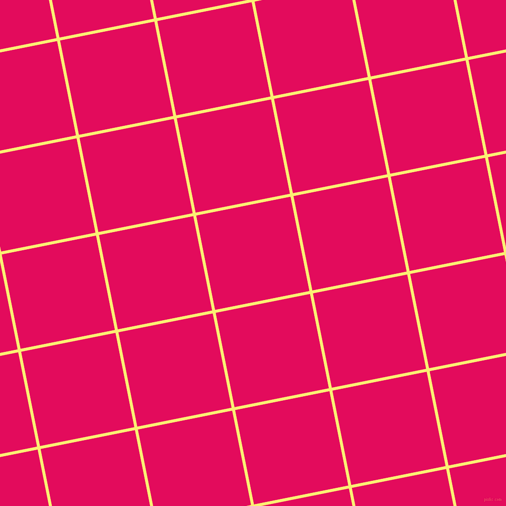 11/101 degree angle diagonal checkered chequered lines, 6 pixel line width, 191 pixel square size, Witch Haze and Razzmatazz plaid checkered seamless tileable