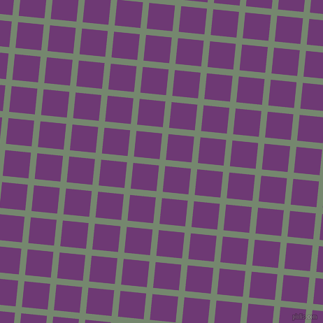 84/174 degree angle diagonal checkered chequered lines, 9 pixel lines width, 37 pixel square size, Xanadu and Eminence plaid checkered seamless tileable