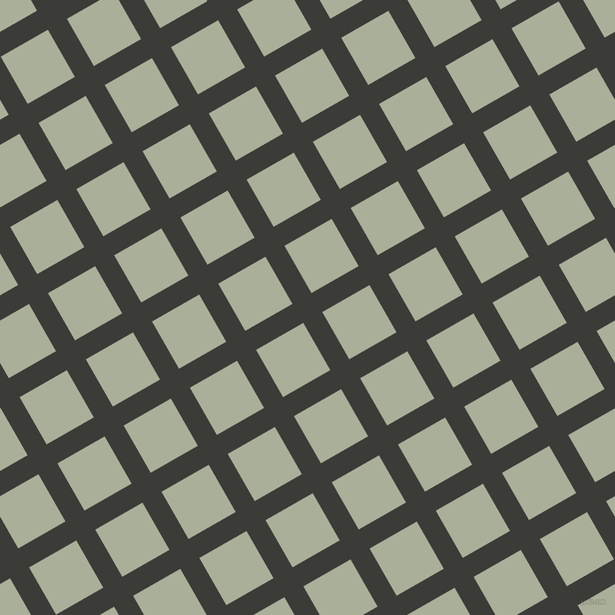30/120 degree angle diagonal checkered chequered lines, 31 pixel lines width, 77 pixel square size, Zeus and Green Spring plaid checkered seamless tileable