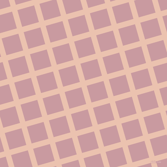 16/106 degree angle diagonal checkered chequered lines, 19 pixel lines width, 60 pixel square sizeZinnwaldite and Careys Pink plaid checkered seamless tileable