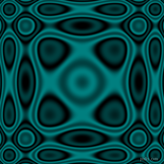 Black and Teal plasma wave seamless tileable