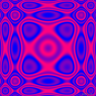 , Blue and Deep Pink plasma wave seamless tileable