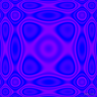 , Blue and Electric Indigo plasma wave seamless tileable