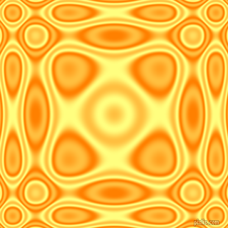 Dark Orange and Witch Haze plasma wave seamless tileable