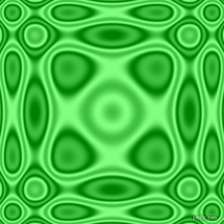 Green and Mint Green plasma wave seamless tileable