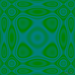, Green and Teal plasma wave seamless tileable