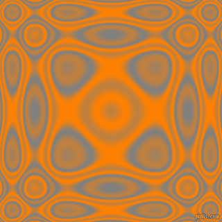 , Grey and Dark Orange plasma wave seamless tileable