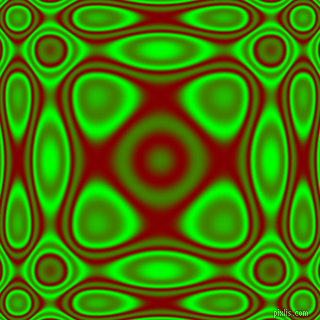 , Lime and Maroon plasma wave seamless tileable