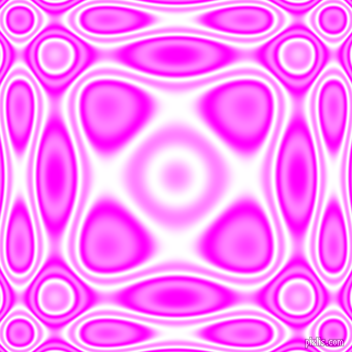 Magenta and White plasma wave seamless tileable