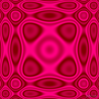 , Maroon and Deep Pink plasma wave seamless tileable